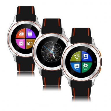 $13 discount for Y3 Smartwatch, free shipping US$ 84.99(Code: SDXY3) from TOMTOP Technology Co., Ltd