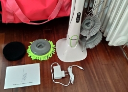Phaewo Electric Spin Scrubber review: your friendly home helper