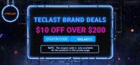 TECLAST PCおよびタブレット製品のGearBest 11.11販売ストーム$ 10以上の200オフ