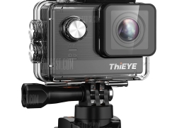 $110 with coupon for ThiEYE T5e WiFi 4K 30fps Sport Camera 12MP from GearBest
