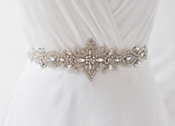 Up to 70% OFF on Charming Party Sashes! from Lightinthebox INT
