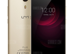 $162 with coupon for Umi Plus 4G Phablet Golden from GearBest