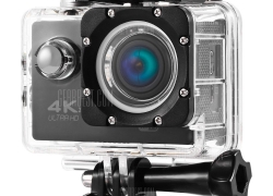 $38 with coupon for V60S 4K UHD WiFi Action Camera – EU PLUG BLACK from GearBest
