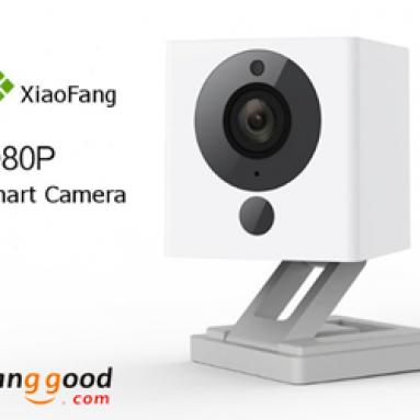 Mới đến cho Xiaomi XiaoFang thông minh 1080P IP Camera từ BANGGOOD TECHNOLOGY CO., LIMITED