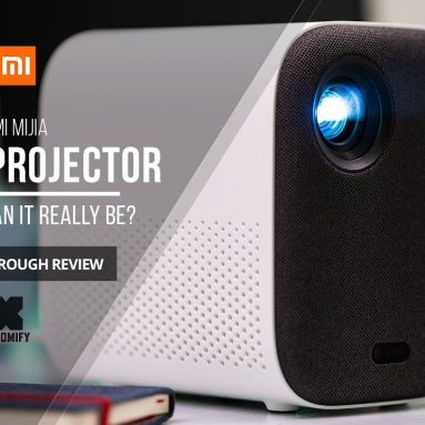 € 362 na may kupon para sa [Pandaigdigang Bersyon] Orihinal XIAOMI Mijia MJJGTYDS02FM SJL4014GL DLP Projector Full HD 1080P 30000 LED Life Wifi bluetooth Para sa Phone Computer Music 3D Movie Home Theater Projector na may EU plug EU CZ WAREHOUSE mula sa BANGGOOD