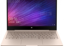 $462 with coupon for Xiaomi Air 12 Laptop– WINDOWS 10 HOME CHINESE VERSION from GearBest