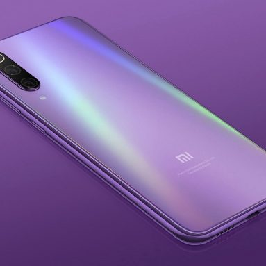 $335 with coupon for Xiaomi Mi 9 SE 4G Smartphone 6GB RAM 128GB ROM Global Version from GEARVITA
