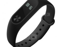 $20 FLASHSALE for Original Xiaomi Mi Band 2 Heart Rate Monitor Smart Wristband Black from Gearbest
