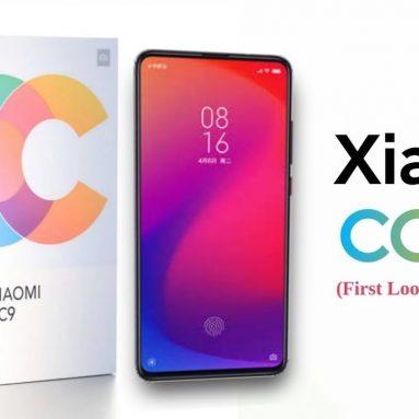 $ 319 với phiếu giảm giá cho điện thoại thông minh Xiaomi Mi CC9 4G 6GB RAM 128GB ROM phiên bản quốc tế từ GEARVITA