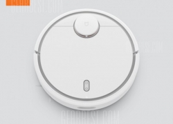 $259 with coupon for Original Xiaomi Smart Robot Vacuum Cleaner  –  FIRST-GENERATION  WHITE from GearBest