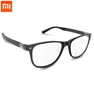 $35 with coupon for Xiaomi ROIDMI B1 Detachable Anti-blue-rays Protective Glasses  –  Black from GearBest