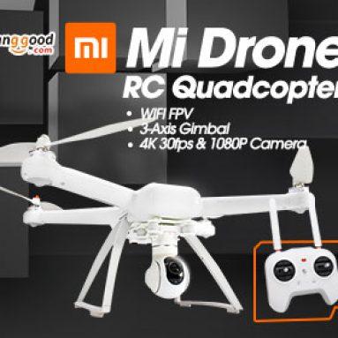 Bán nóng: Xiaomi Mi Drone từ BANGGOOD TECHNOLOGY CO., LIMITED