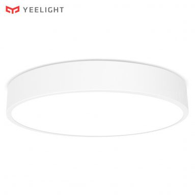 $69 with coupon for XIAOMI Yeelight Smart LED Ceiling Light WHITE from GearBest