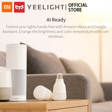 11.11 SINGLES DAY PROMO Get $200-$20 coupon off on XIAOMI YEELIGHT STORE on ALIEXPRESS