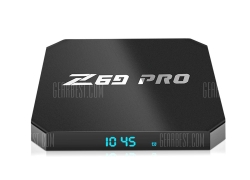 $34 with coupon for TV Box Z69 PRO TV Box  –  EU PLUG ( 2GB RAM + 16GB ROM )  BLACK from GearBest