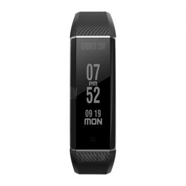 $ 15 s kuponem Zeblaze ZeBand BLE 4.0 Monitor srdeční frekvence Smart Wristband od GearBest