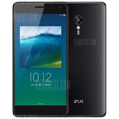 $ 326 với phiếu giảm giá cho Lenovo ZUK Z2 Pro 4G Smartphone - Đen từ Gearbest
